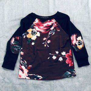 4T-5T little girls boutique long sleeve